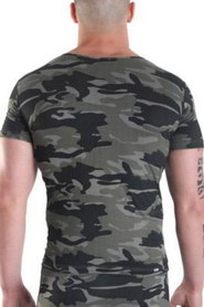 T-SHIRT ARMY LOOKME