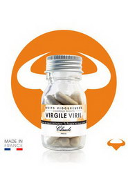 Virgile viril aphrodisiaque claude paris