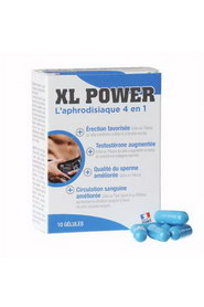 Xl power 4 en 1 10 gelules