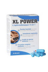 Xl power 4 en 1 20 gelules
