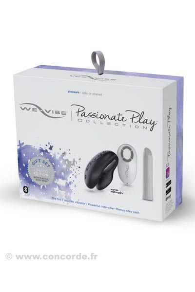 SEXTOY COLLECTOR WE-VIBE PASSIONATE PLAY