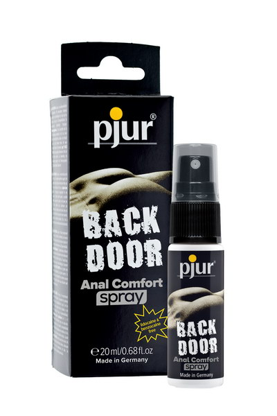 SPRAY RELAXANT ANAL BACKDOOR PJUR MENTHE 20ML
