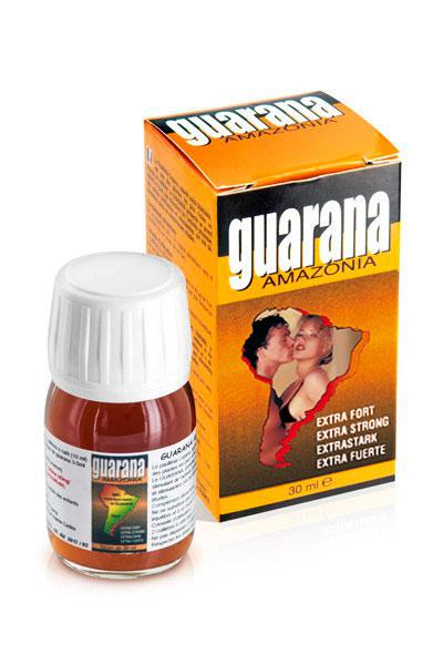 STIMULANT LIQUIDE GUARANA 30 ML