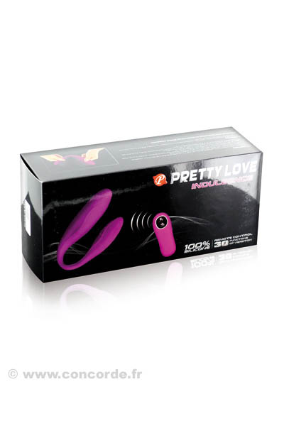 STIMULATEUR POUR COUPLE PRETTY LOVE INDULGENCE