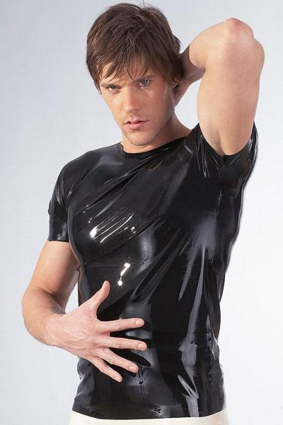 TEE-SHIRT HOMME LATEX