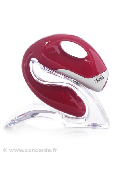 VIBROMASSEUR COUPLE RECHARGEABLE WE VIBE THRILL